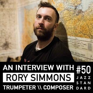 Jazz Standard \\ Trumpeter Rory Simmons