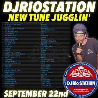 """DJ RIO STATION """" New Tune Jugglin """" September 22nd"""