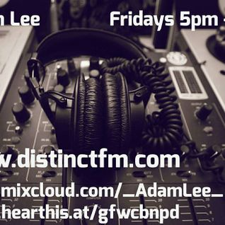 AdamLee DistinctFM 06_11_15