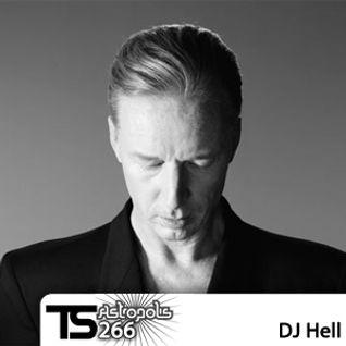 Tsugi Podcast 266 x Astropolis : DJ Hell