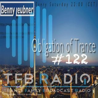 Podcast - Obligation of Trance #122