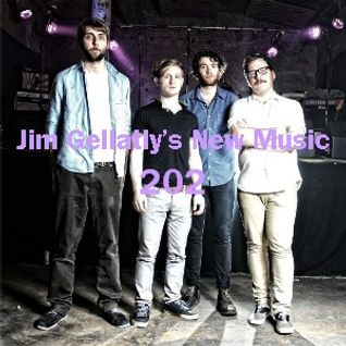 Jim Gellatly's New Music episode 202