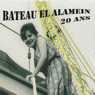 L'évènement : Les 20 ans du bateau El Alamein | Mardi 5 avril
