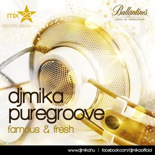 Puregroove mix Vol.023 (mixed by Dj Mika)