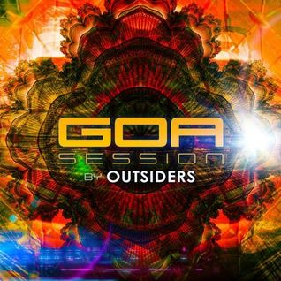 Goa Session By Outsiders (2016) Mixed By Dj Eddie B