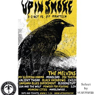 Up In Smoke Festival 2015 by Le reverend