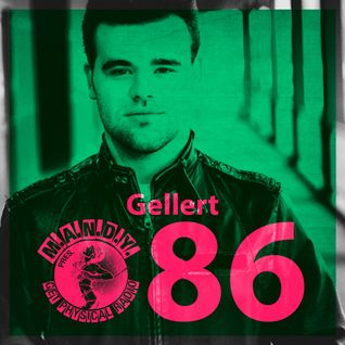 M.A.N.D.Y. Pres Get Physical Radio #86 mixed by Gellert