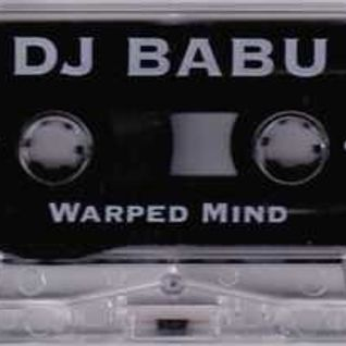 DJ Babu - 'Comprehension' - Side B - Warped Mind