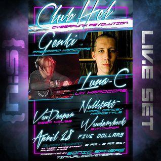 Club Hel: Cyberpunk Revolution (Live Set)