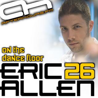 Eric Allen - On The Dance Floor 026