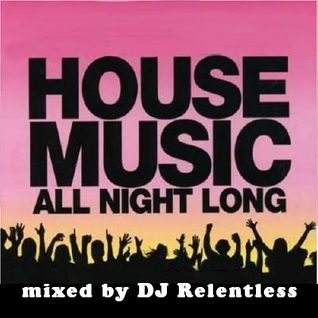 HOUSE MUSIC ALL NIGHT LONG (The Journey Between House & Disco Redefined)