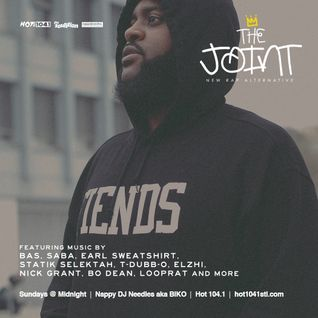 The Joint: New Rap Alternative - Sun Feb 14, 2016