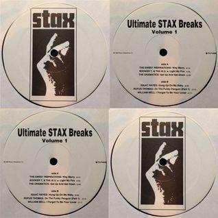 Ultimate Stax Breaks Vol 1Various