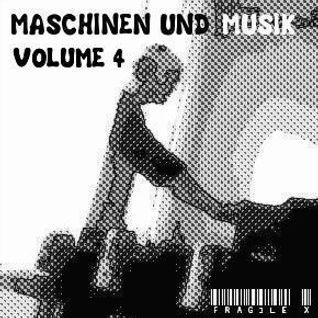 Maschinen Und Musik (Volume 4)