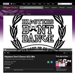 HDD Art of Juggling Mix for BBC 1Xtra