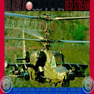 LaBil[l]: TEKKEN@CUEBASE-FM.DE - hell ain´t a bad place to be(atz) (23. August 2012)