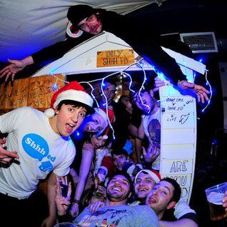 2010-12-02 - ShhhedCast 12 - Gazzinho live at Grammaphone