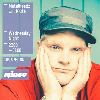Klute (Commercial Suicide) @ The Metalheadz Records Show, Rinse.fm 106.8 FM - London (21.10.2015)