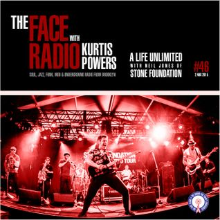 The Face #46 with Stone Foundation (2 August 2015)
