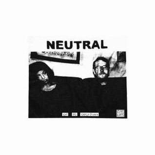 Mixcloud Monday: Neutral