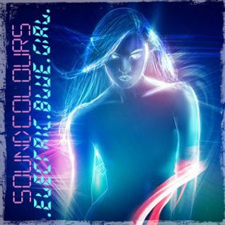 SoundColours | Electric Blue Girl