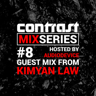 CONTRAST Mix Series - Part EIGHT - KIMYAN LAW Guestmix (Sept 2016)