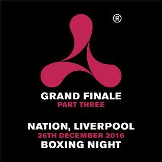 Nick Warren - Live at Cream Grand Finale - Part 3, Nation, Liverpool, UK (26-12-2015)