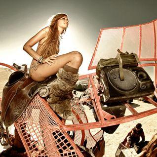 Elite Force Live @ Nutz, Burning Man 2012