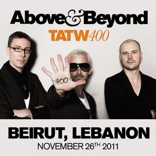 TATW400 - Mat Zo - Trance Around The World 400 Live at  Beirut, Lebanon (26.11.2011)