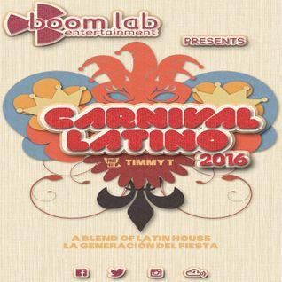 Carnival Latino 2016
