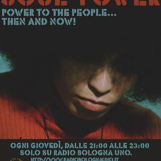 Soul Power con Barge Man: 22-03-2012 1° Parte
