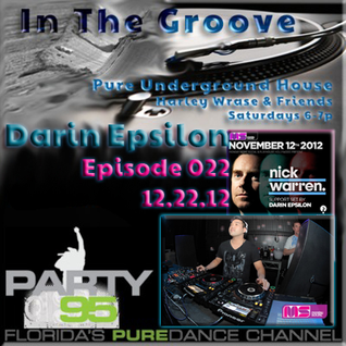 In The Groove Ep 022 Darin Epsilon
