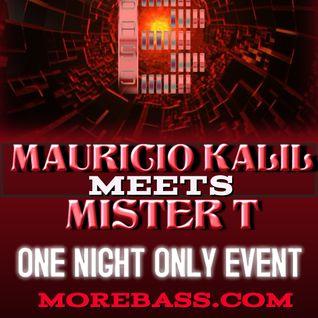 MAURICIO KALIL MEETS MISTER T