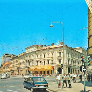 Ljubljana In April