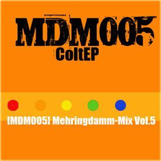[MDM005] Mehringdamm-Mix Vol.5