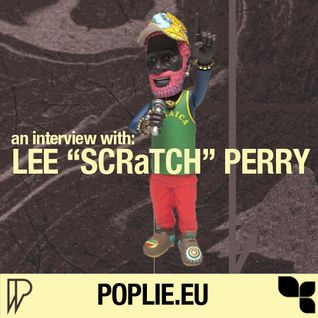 "an interview with Lee ""Scratch"" Perry"
