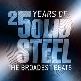 Solid Steel Radio Show 12/4/2013 Part 1 + 2 - West Norwood Cassette Library + Coldcut