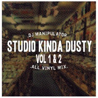 Soul Cool Records/ DJ Manipulator - Studio Kinda Dusty Vol 1 & 2