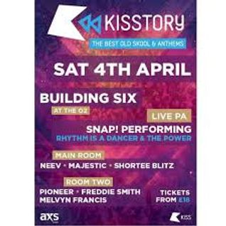 Kisstory -  Dance Mix 01 2016