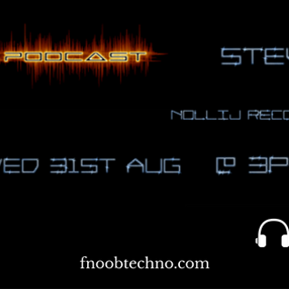 Just Techno Podcast 1 (Fnoob)