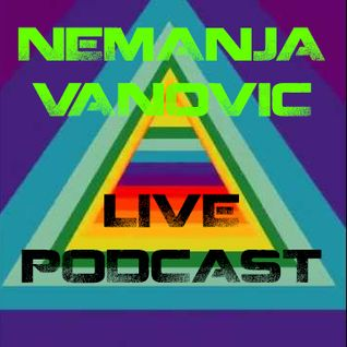 PODCAST / Nemanja Vanovic Live @The Tube / 19.12.2015