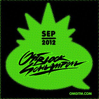 OMGITM SUPERMIX SEPTEMBER 2012 - OSTBLOCKSCHLAMPEN