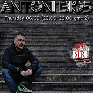 Antoni Bios Podcast for RitmoRadio