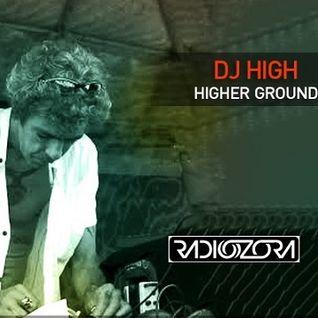 Higher Ground - exclusive recording for Radio Ozora 2014