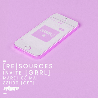 Resources invite [GRRL] - 3 Mai 2016