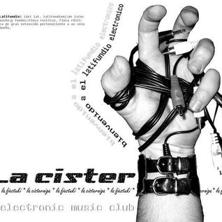 Nacho triana B2B Jesus Dejota @ cistersundays-night B-day anita & pachi 22-04-2013