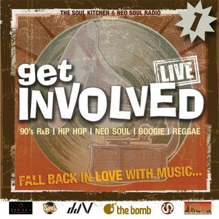 Get Involved (Vol.1) (LIVE Recording from Get Involved Club Night, London)