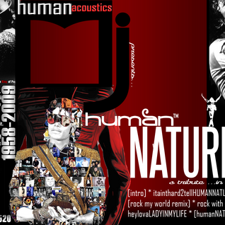 MJ HUMAN NATURE | A TRIBUTE IN SHORT