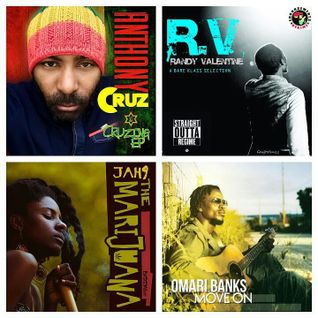 RICOVIBES ONE DROP REGGAE SHOW LIVE ON DAFLAVA RADIO SEPTEMBER 28TH 2015
