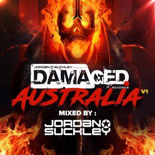 Jordan Suckley - Damaged Australia V1 (Mixed By Jordan Suckley)